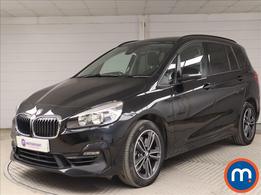 BMW 2 Series Sport - Stock Number 1132348 Passenger side front corner