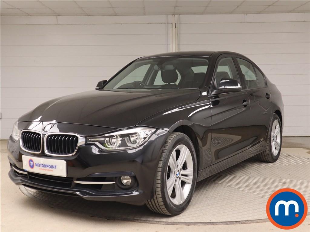 BMW 3 Series Sport - Stock Number 1133672 Passenger side front corner