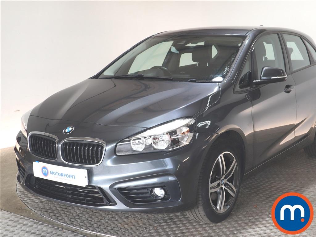 BMW 2 Series Sport - Stock Number 1135739 Passenger side front corner