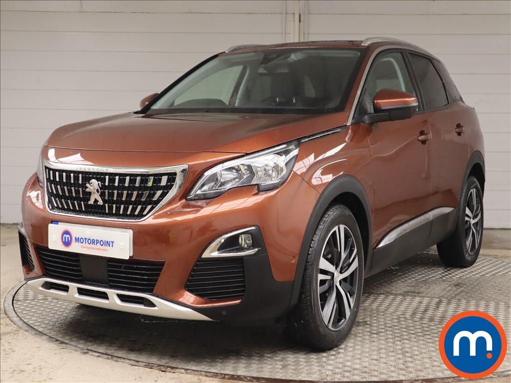Peugeot 3008 1.6 BlueHDi 120 Allure 5dr - Stock Number 1139520 Passenger side front corner