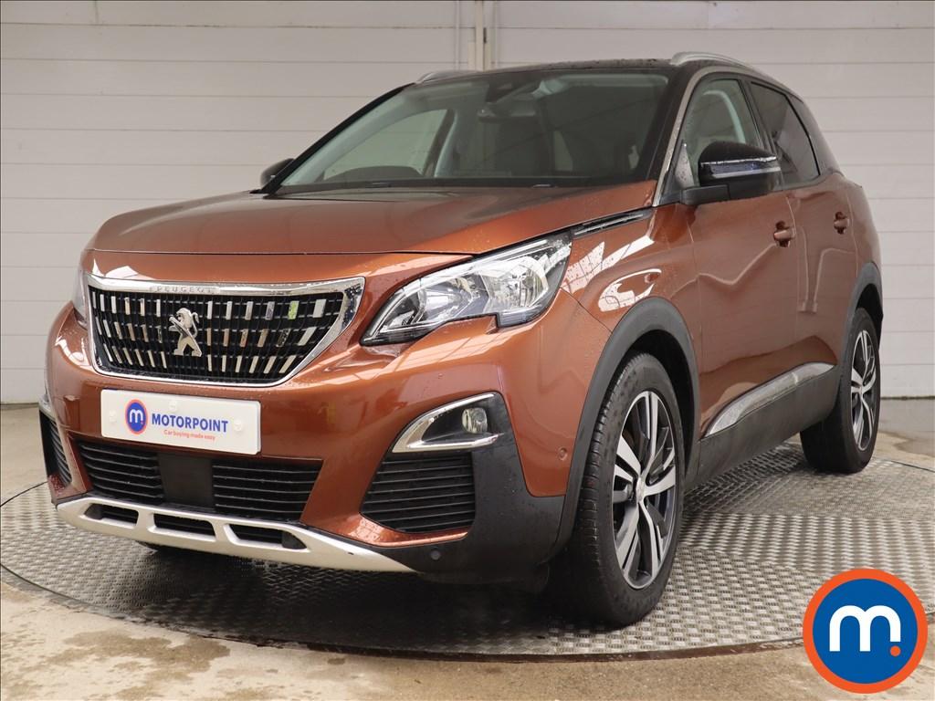 Peugeot 3008 Allure - Stock Number 1136597 Passenger side front corner