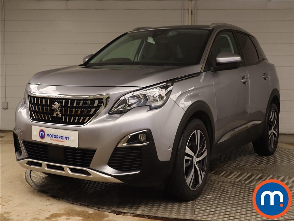 Peugeot 3008 Allure - Stock Number 1142246 Passenger side front corner