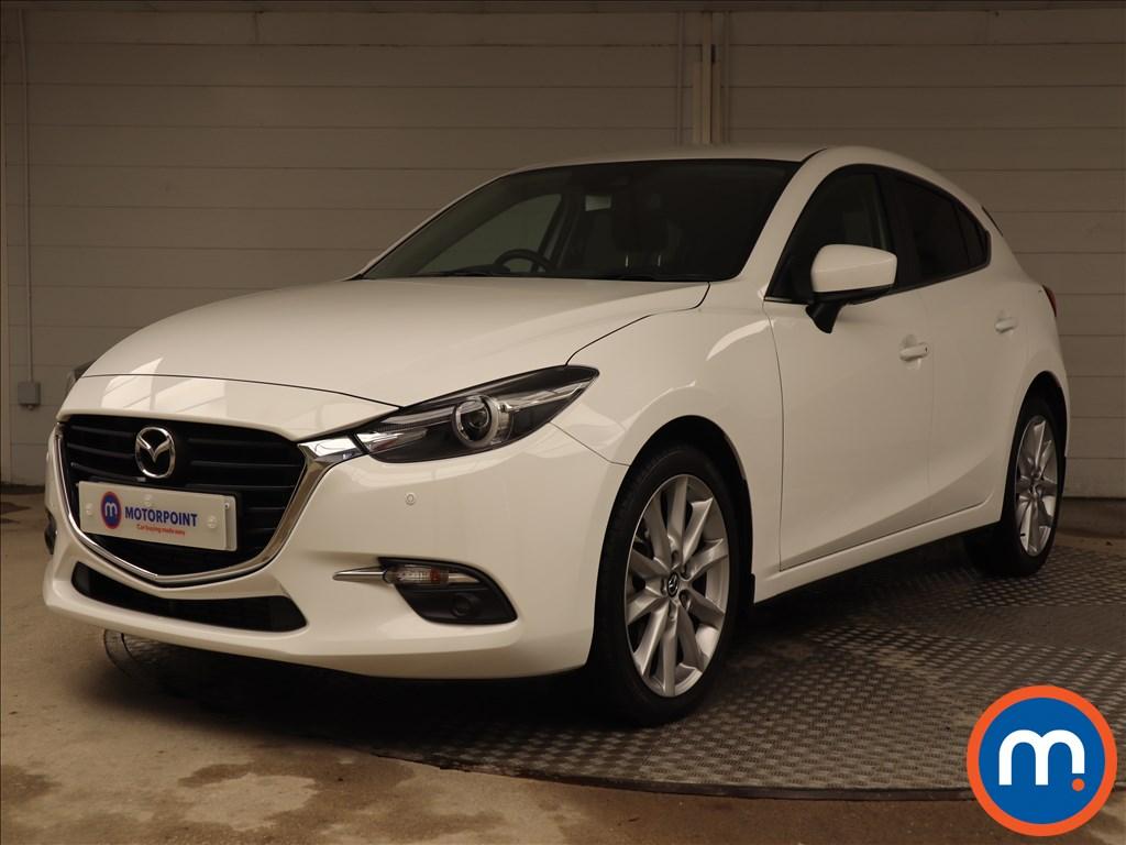 Mazda 3 Sport Nav - Stock Number 1140201 Passenger side front corner