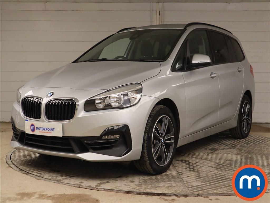 BMW 2 Series Sport - Stock Number 1139673 Passenger side front corner