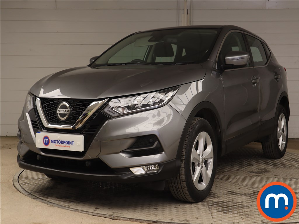 Nissan Qashqai Acenta Premium - Stock Number 1136406 Passenger side front corner