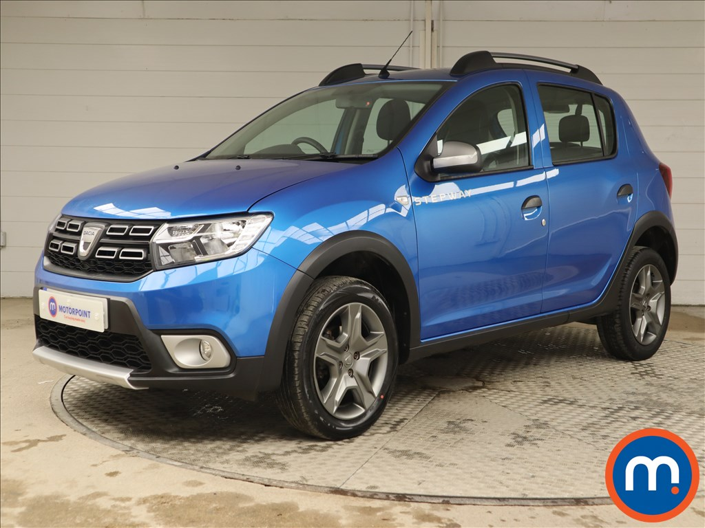 Dacia Sandero Stepway Ambiance - Stock Number 1136081 Passenger side front corner
