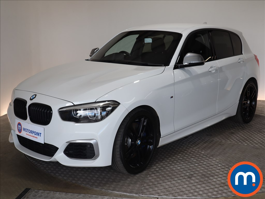 BMW 1 Series M140i Shadow Edition - Stock Number 1142591 Passenger side front corner