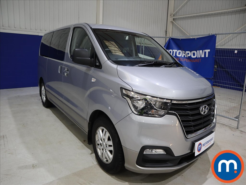 Hyundai I800 2.5 CRDi SE Nav 5dr - Stock Number 1143241 Passenger side front corner