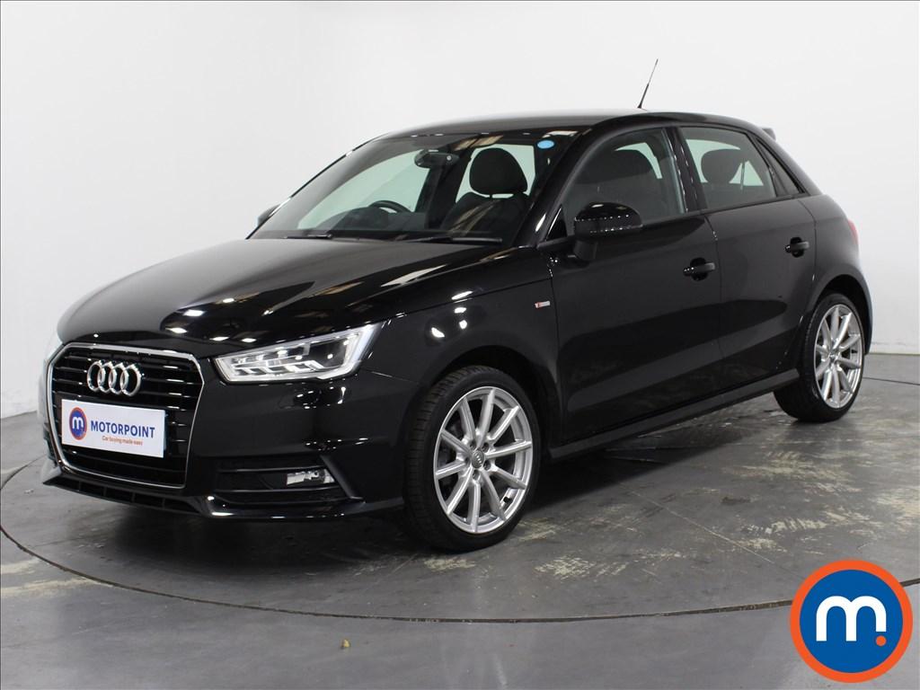 Audi A1 1.0 TFSI S Line Nav 5dr - Stock Number 1141690 Passenger side front corner