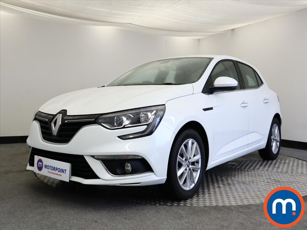 Renault Megane Play - Stock Number 1139824 Passenger side front corner