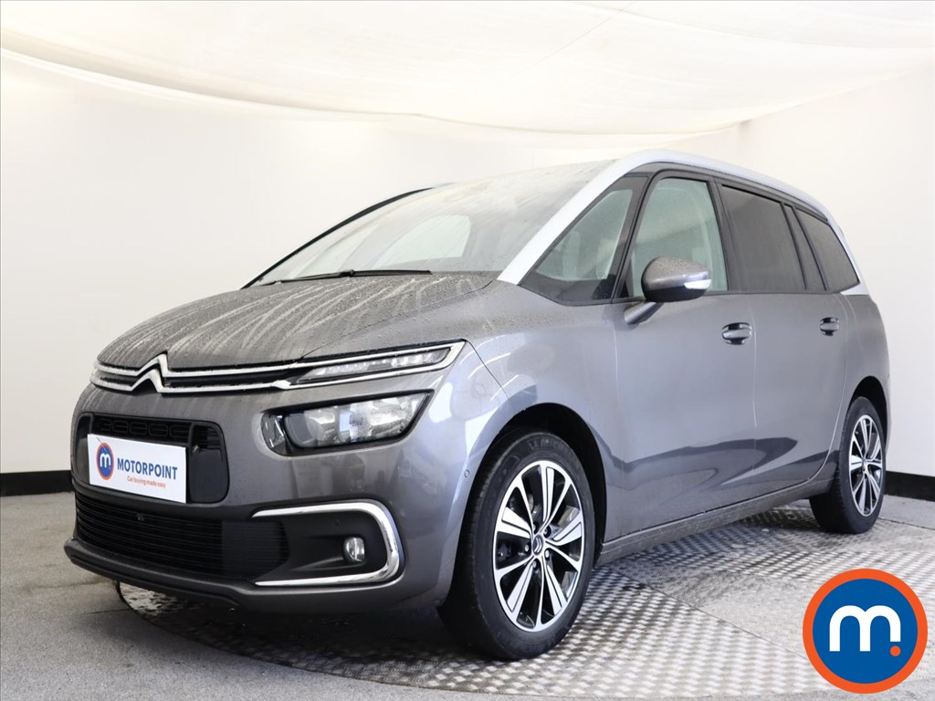 Citroen Grand C4 Spacetourer 1.5 BlueHDi 130 Flair 5dr - Stock Number 1140020 Passenger side front corner