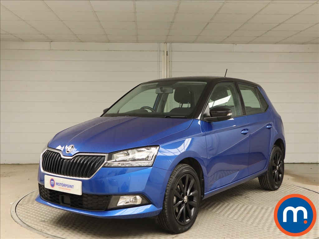 Skoda Fabia Colour Edition - Stock Number 1141014 Passenger side front corner