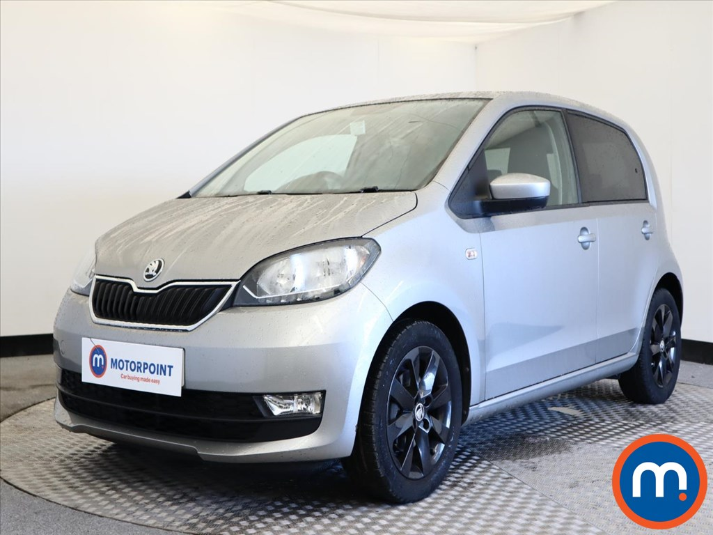 Skoda Citigo 1.0 MPI GreenTech Colour Edition 5dr - Stock Number 1141559 Passenger side front corner