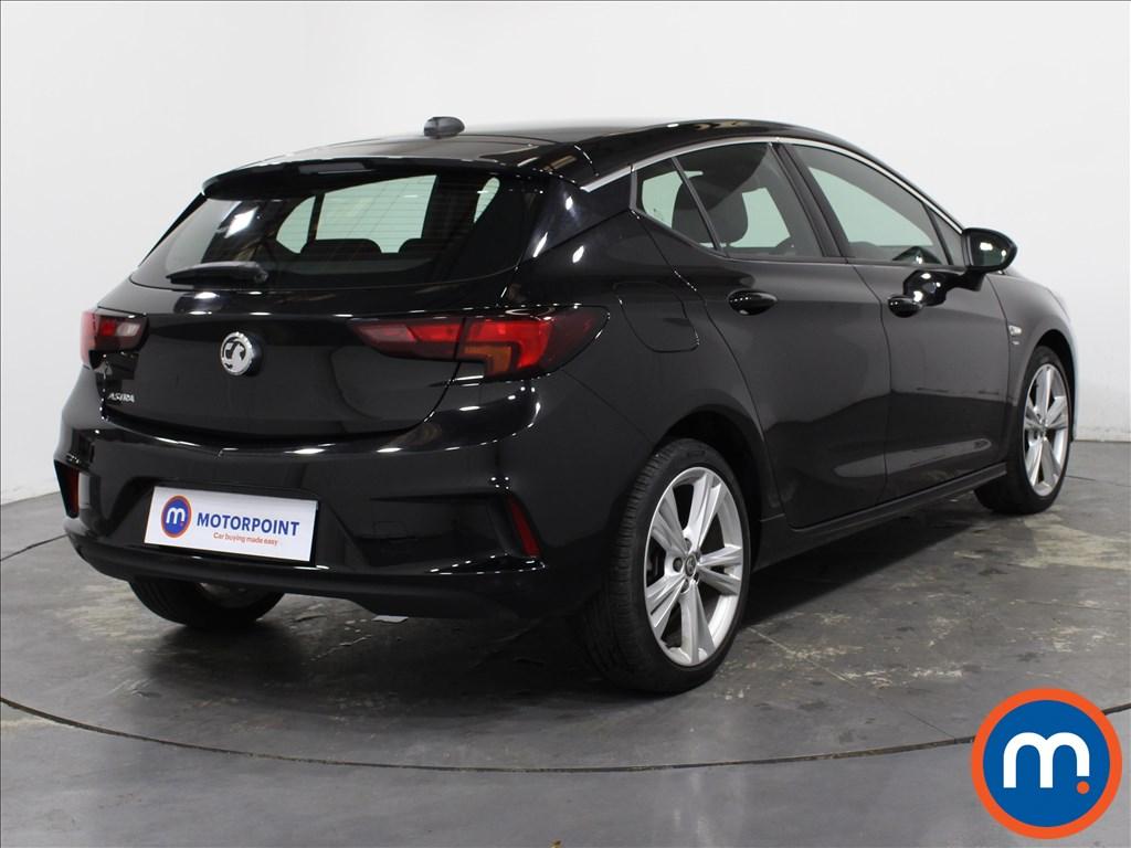 Vauxhall Astra 1.4T 16V 150 SRi Vx-line Nav 5dr - Stock Number 1139733 Passenger side front corner