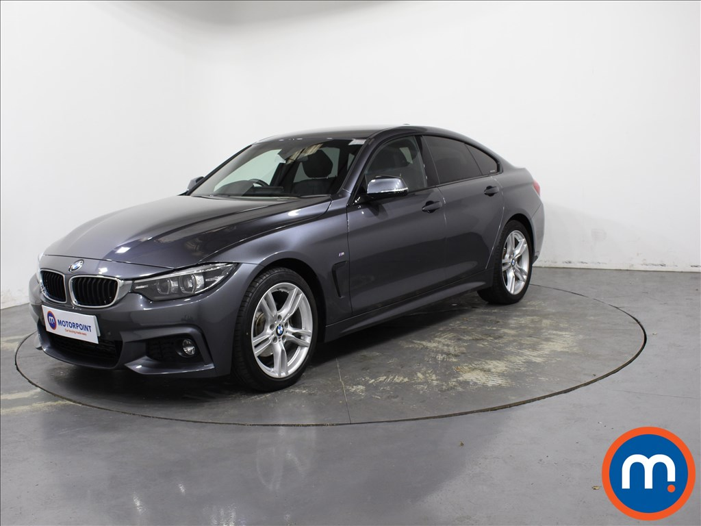 BMW 4 Series M Sport - Stock Number 1142421 Passenger side front corner