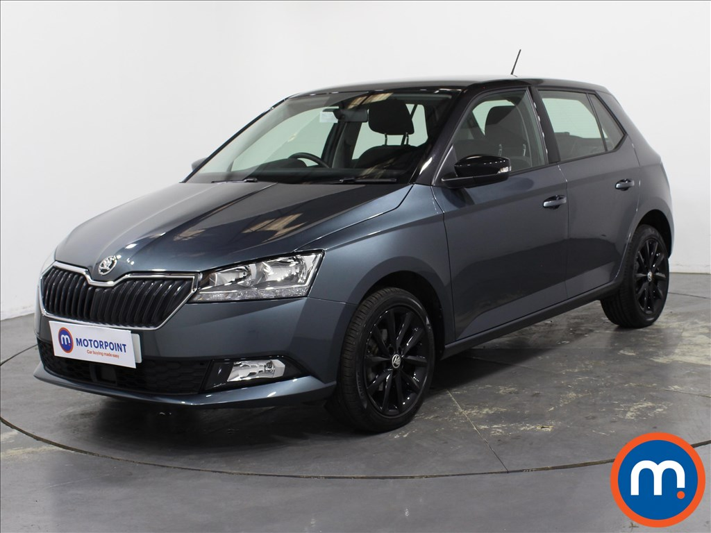 Skoda Fabia Colour Edition - Stock Number 1143209 Passenger side front corner