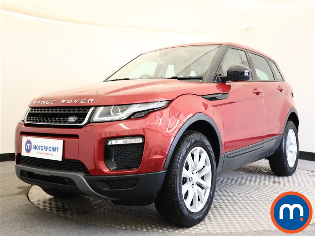 Land Rover Range Rover Evoque SE Tech - Stock Number 1133533 Passenger side front corner