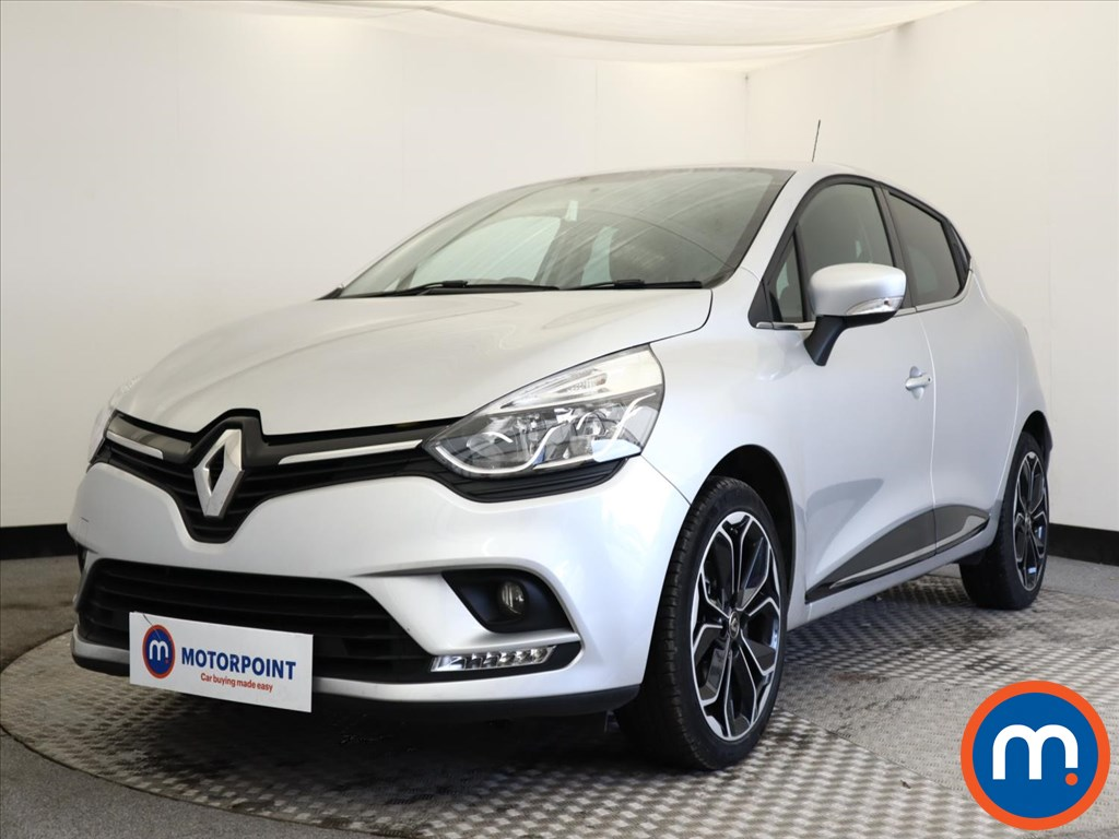 Renault Clio Iconic - Stock Number 1136390 Passenger side front corner
