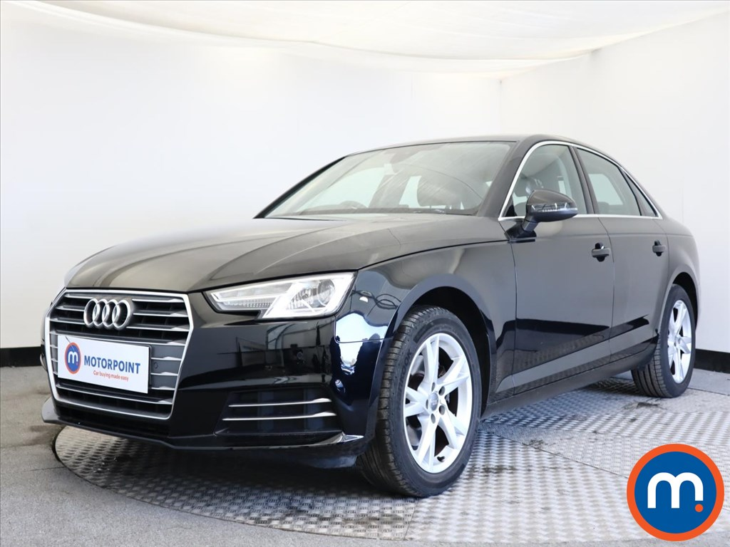 Audi A4 1.4T FSI Sport 4dr S Tronic [Leather] - Stock Number 1140528 Passenger side front corner