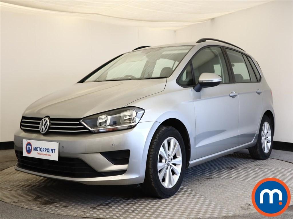 Volkswagen Golf Sv SE - Stock Number 1140977 Passenger side front corner