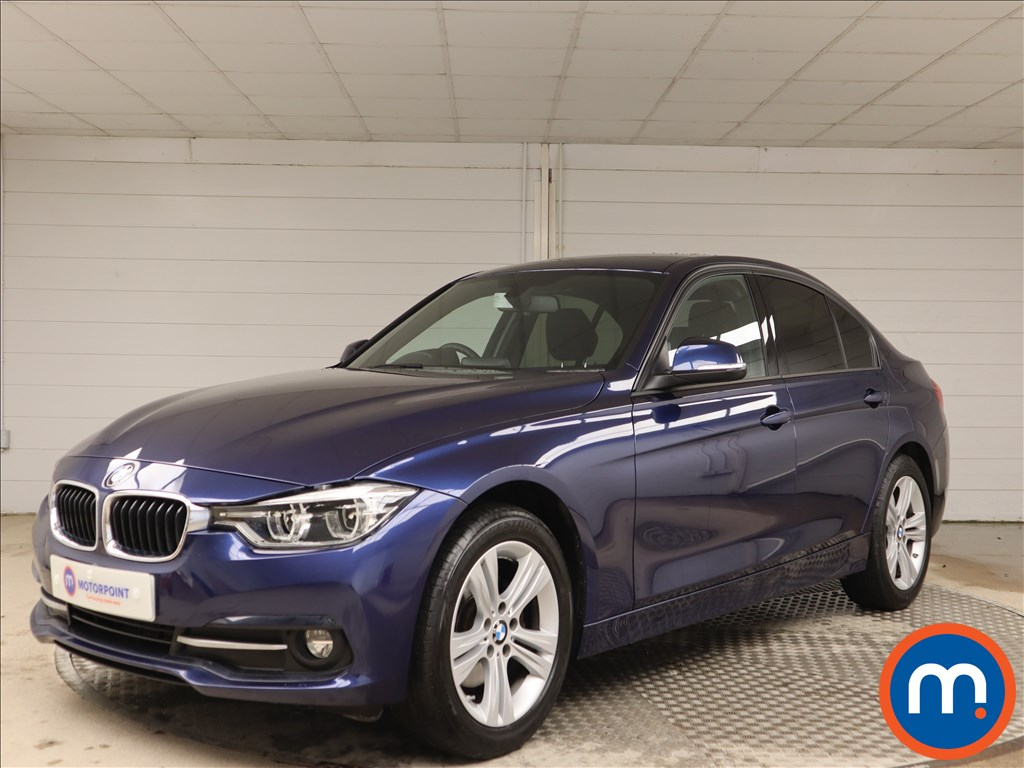 BMW 3 Series Sport - Stock Number 1142227 Passenger side front corner