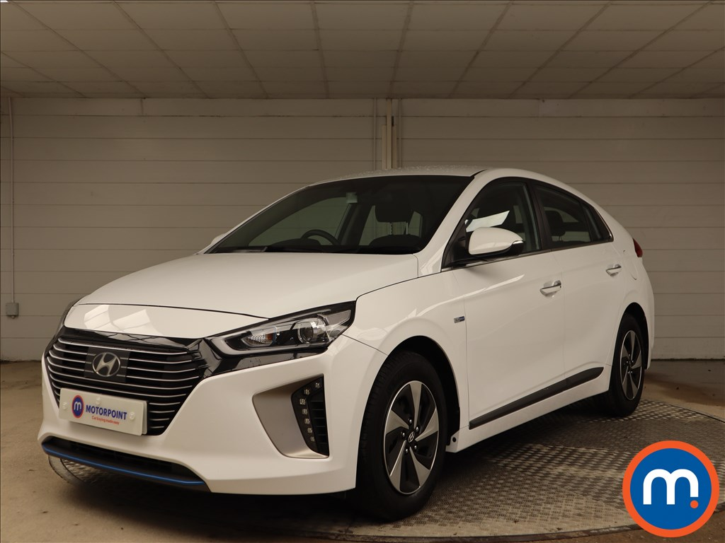 Hyundai Ioniq Premium - Stock Number 1141449 Passenger side front corner