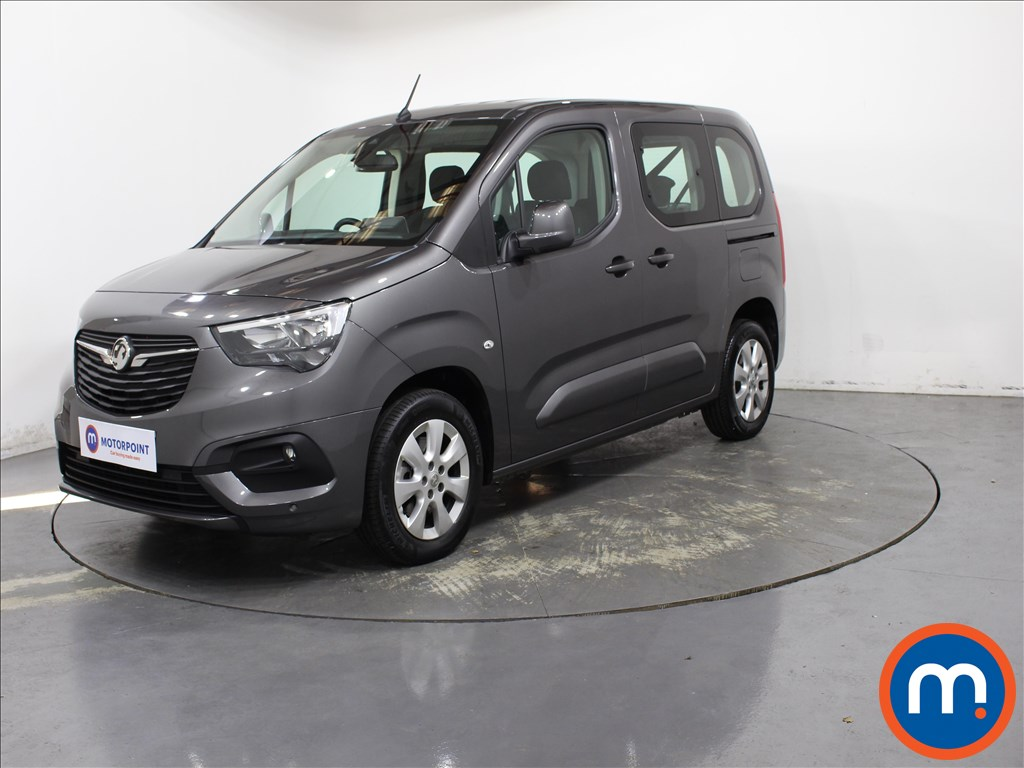 Vauxhall Combo Life 1.5 Turbo D 130 Energy 5dr Auto - Stock Number 1141171 Passenger side front corner