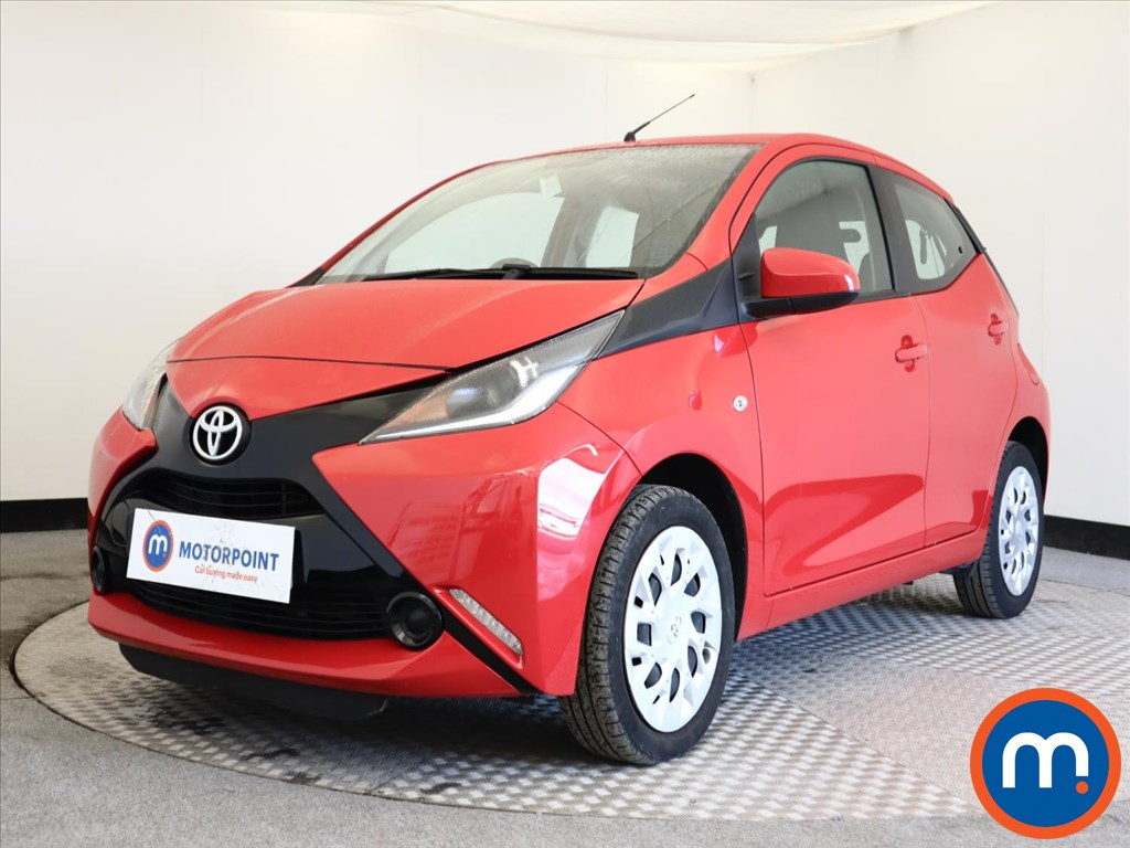 Toyota Aygo X-Play - Stock Number 1137412 Passenger side front corner