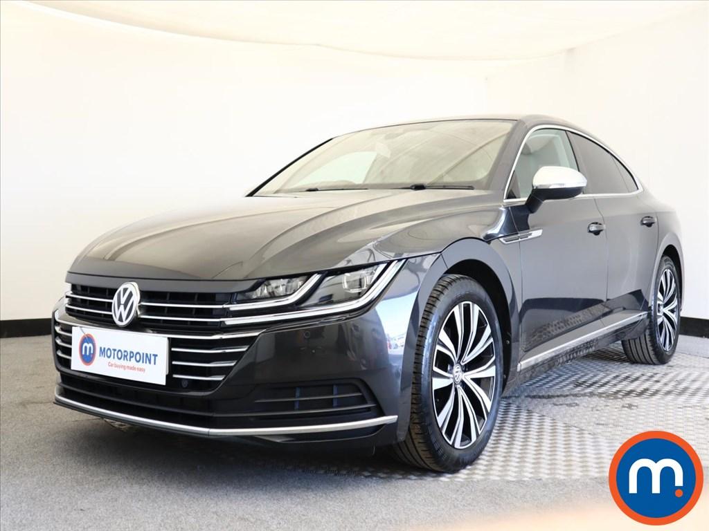 Volkswagen Arteon Elegance - Stock Number 1141806 Passenger side front corner