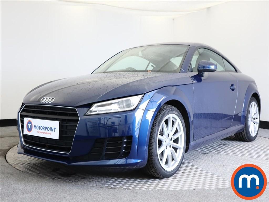 Audi TT Sport - Stock Number 1142273 Passenger side front corner