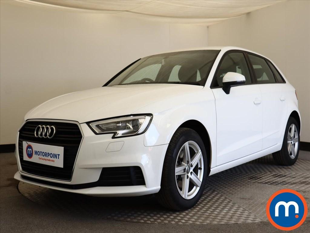 Audi A3 SE - Stock Number 1140525 Passenger side front corner