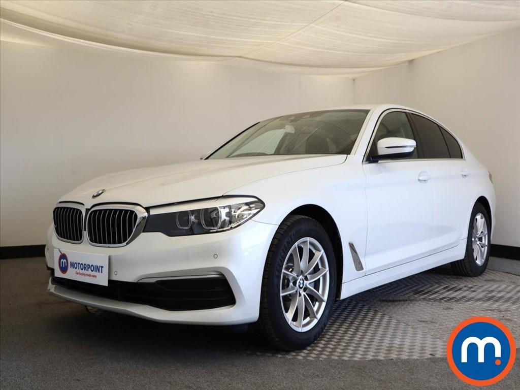 BMW 5 Series SE - Stock Number 1142983 Passenger side front corner