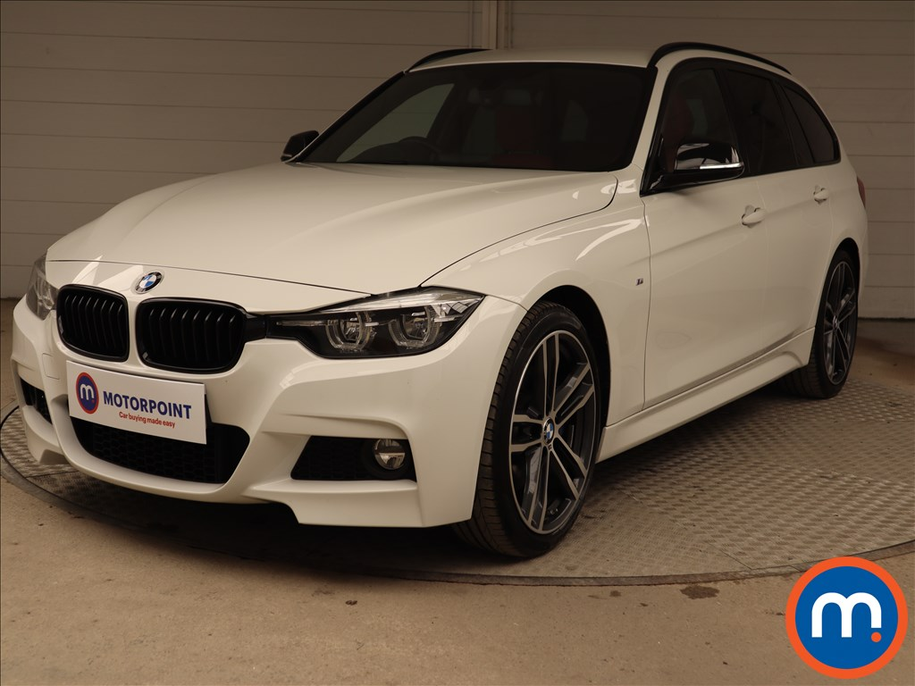 BMW 3 Series M Sport Shadow Edition - Stock Number 1145863 Passenger side front corner