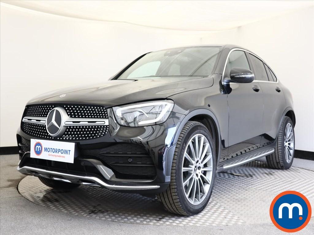 Mercedes-Benz Glc Coupe AMG Line Premium - Stock Number 1139447 Passenger side front corner