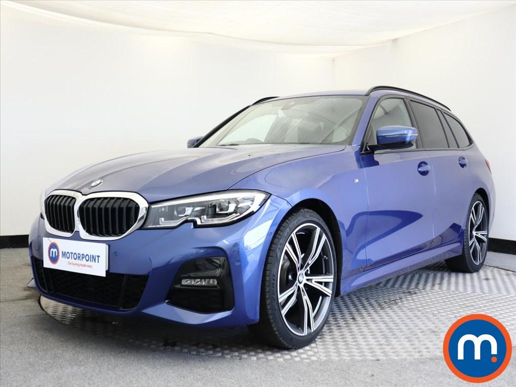 BMW 3 Series M Sport - Stock Number 1142627 Passenger side front corner