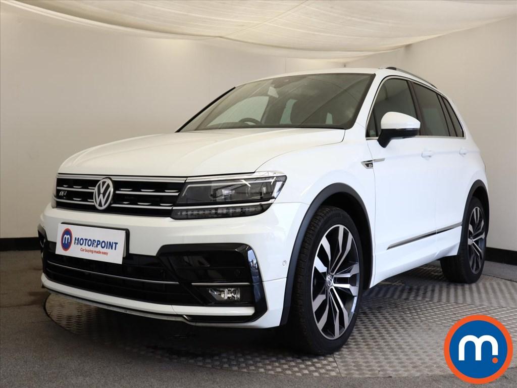 Volkswagen Tiguan R Line Tech - Stock Number 1143483 Passenger side front corner