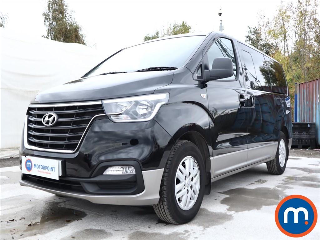 Hyundai I800 2.5 CRDi SE Nav 5dr - Stock Number 1143873 Passenger side front corner