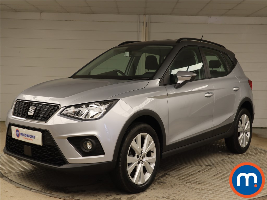 Seat Arona SE Technology Lux - Stock Number 1137998 Passenger side front corner