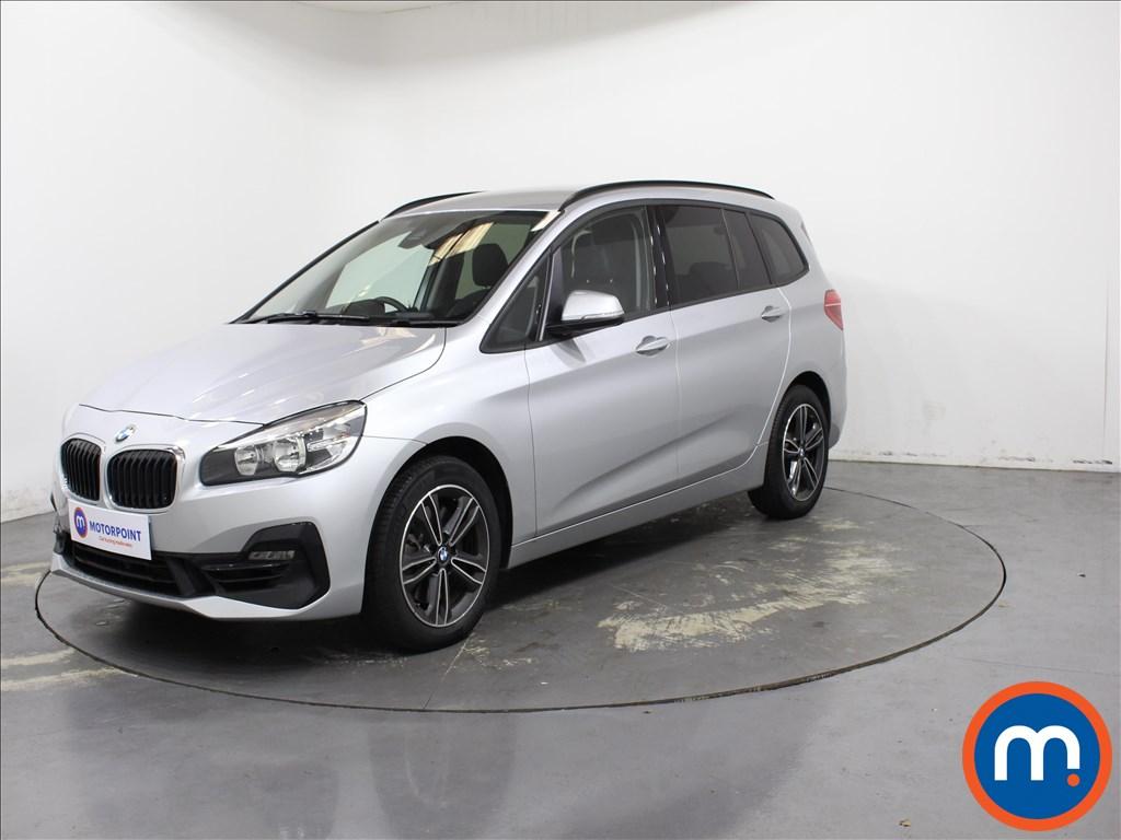 BMW 2 Series Sport - Stock Number 1136158 Passenger side front corner