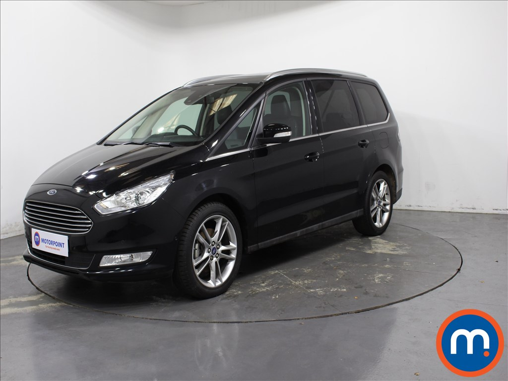 Ford Galaxy 2.0 EcoBlue 190 Titanium X 5dr - Stock Number 1129567 Passenger side front corner