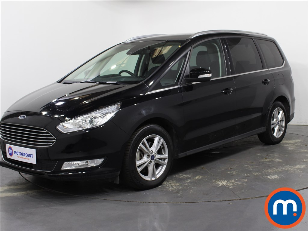 Ford Galaxy 2.0 EcoBlue 150 Titanium 5dr Auto - Stock Number 1128708 Passenger side front corner