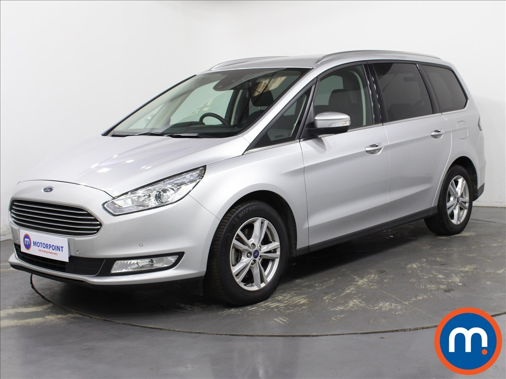Ford Galaxy 2.0 EcoBlue 150 Titanium 5dr Auto - Stock Number 1128719 Passenger side front corner