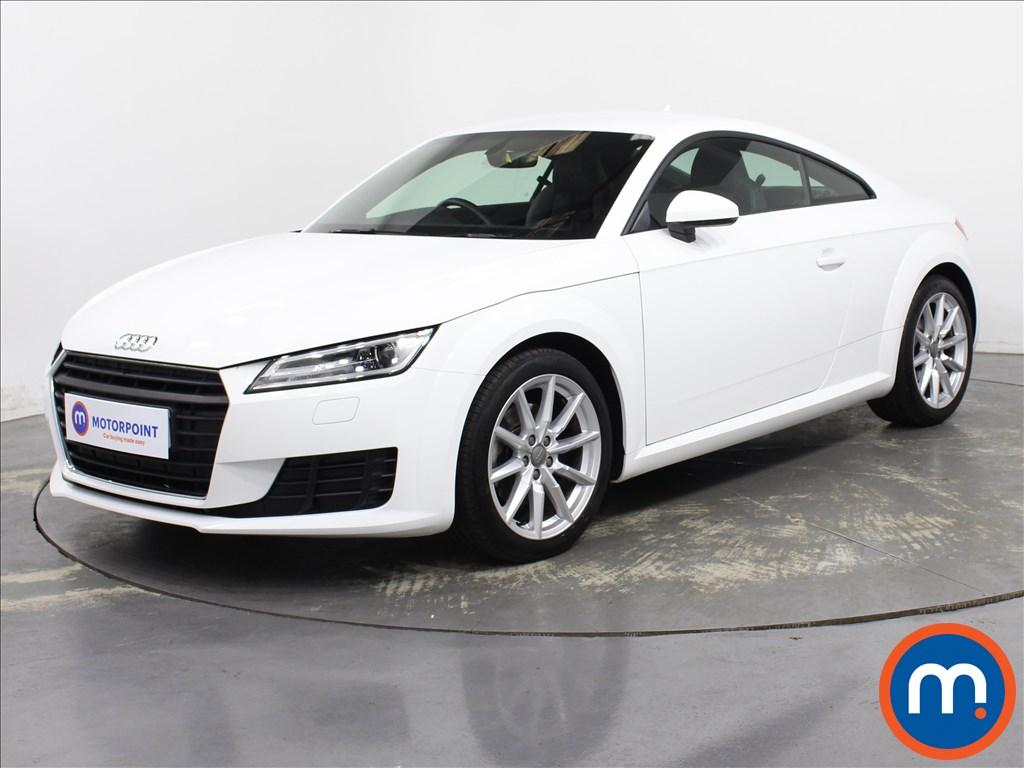 Audi TT Sport - Stock Number 1142283 Passenger side front corner