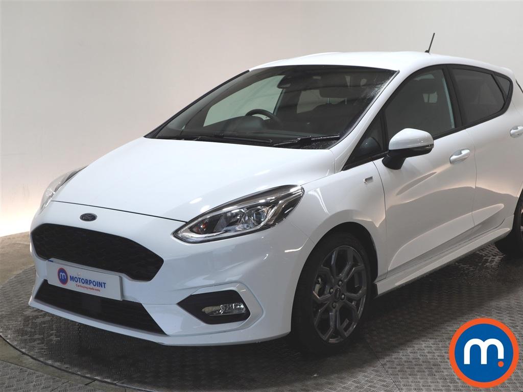 Ford Fiesta ST-Line - Stock Number 1140960 Passenger side front corner