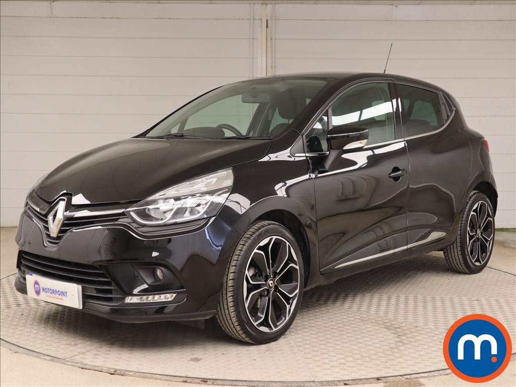Renault Clio Iconic - Stock Number 1139737 Passenger side front corner