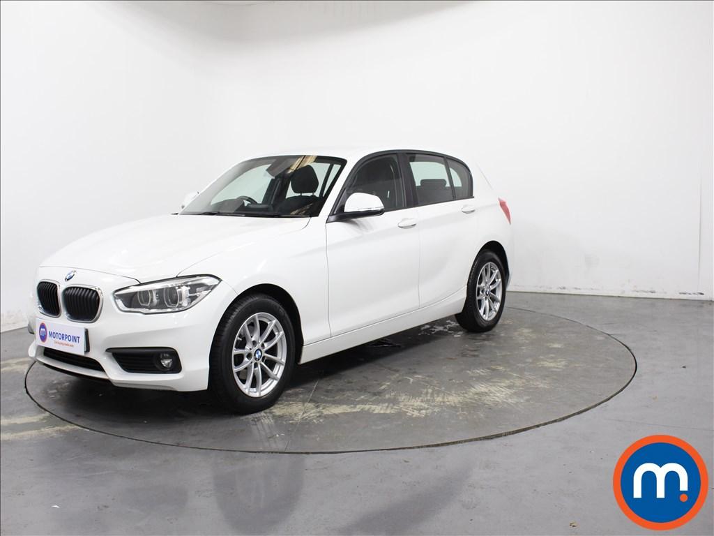 BMW 1 Series 116d SE Business 5dr [Nav-Servotronic] - Stock Number 1143476 Passenger side front corner