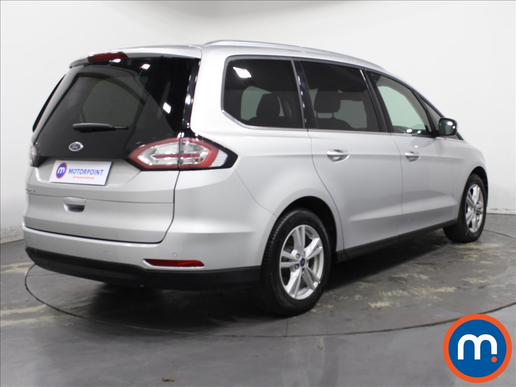 Ford Galaxy Titanium - Stock Number 1128718 Passenger side front corner