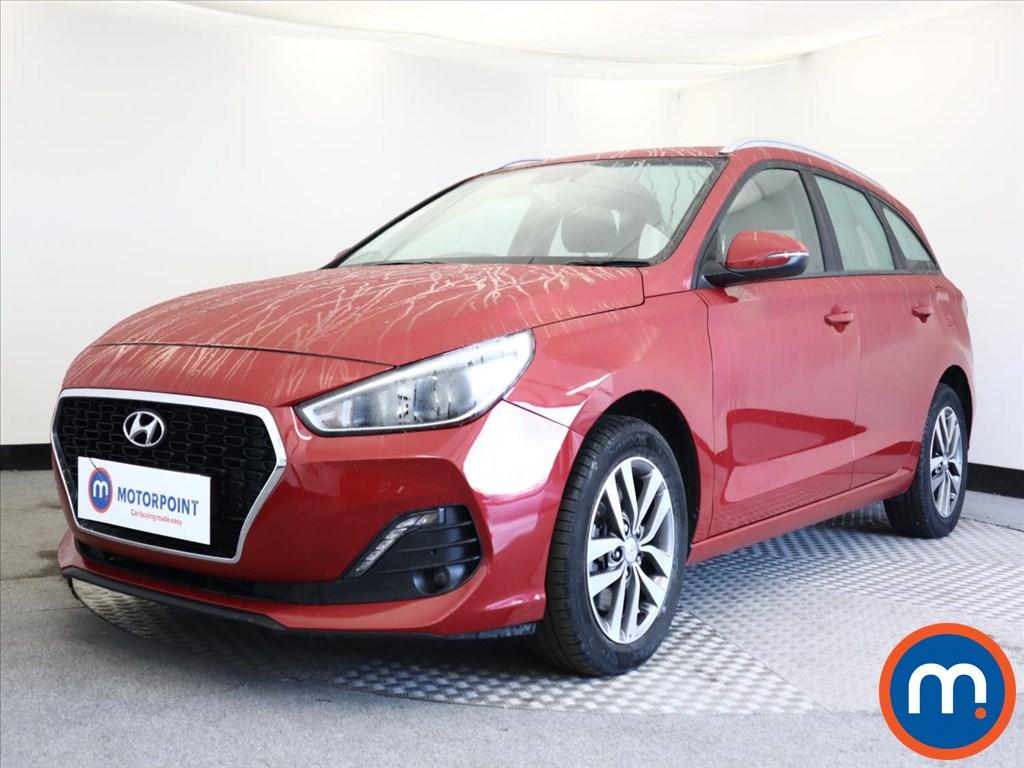 Hyundai I30 1.0T GDI SE Nav 5dr - Stock Number 1143338 Passenger side front corner