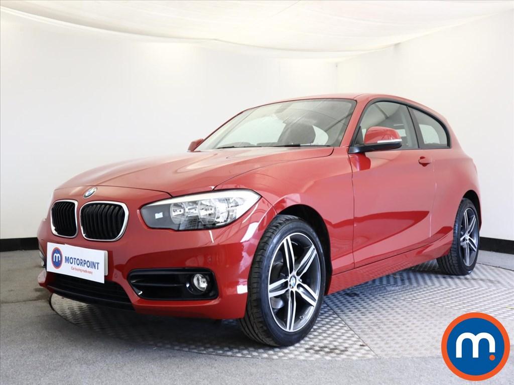 BMW 1 Series Sport - Stock Number 1141491 Passenger side front corner