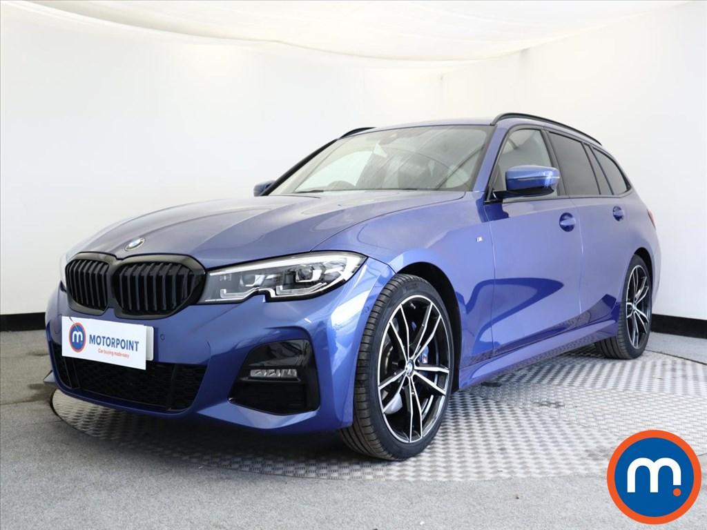 BMW 3 Series M Sport - Stock Number 1143467 Passenger side front corner